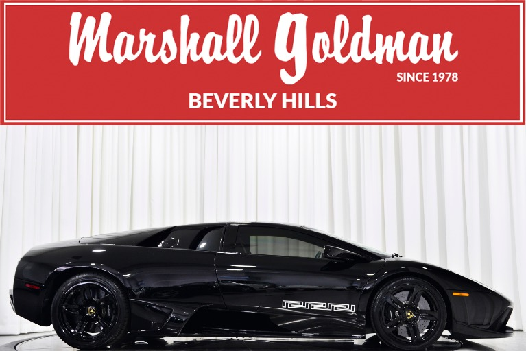 Used 2007 Lamborghini Murcielago LP640 Versace Edition for sale $398,900 at Marshall Goldman Beverly Hills in Beverly Hills CA