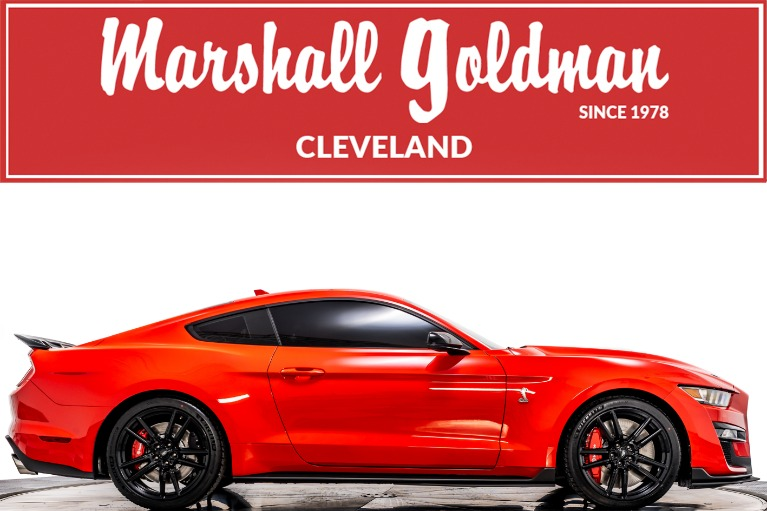 Used 2020 Ford Mustang Shelby GT500 for sale $99,900 at Marshall Goldman Beverly Hills in Beverly Hills CA
