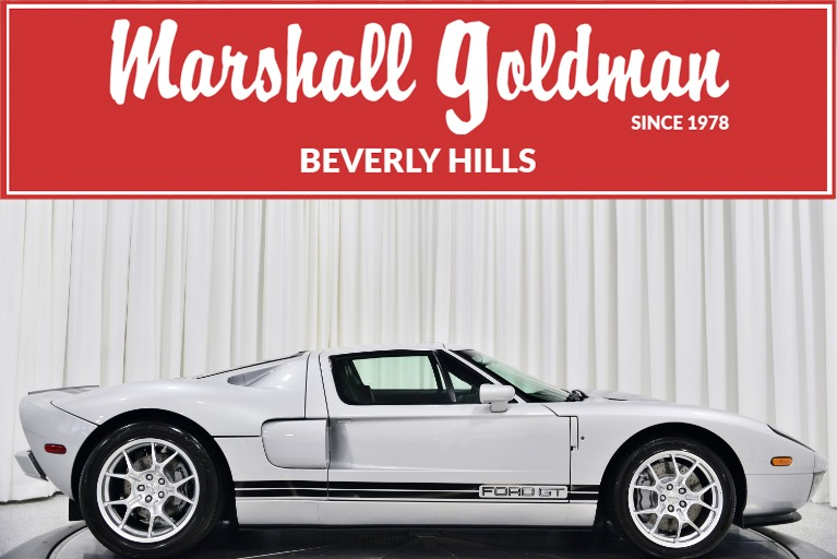 Used 2005 Ford GT for sale $398,900 at Marshall Goldman Beverly Hills in Beverly Hills CA