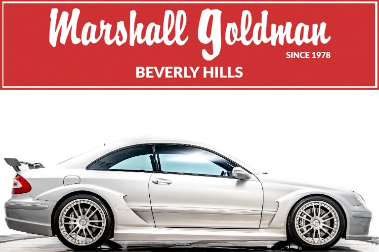 Used 2005 Mercedes-Benz CLK DTM for sale $388,900 at Marshall Goldman Beverly Hills in Beverly Hills CA