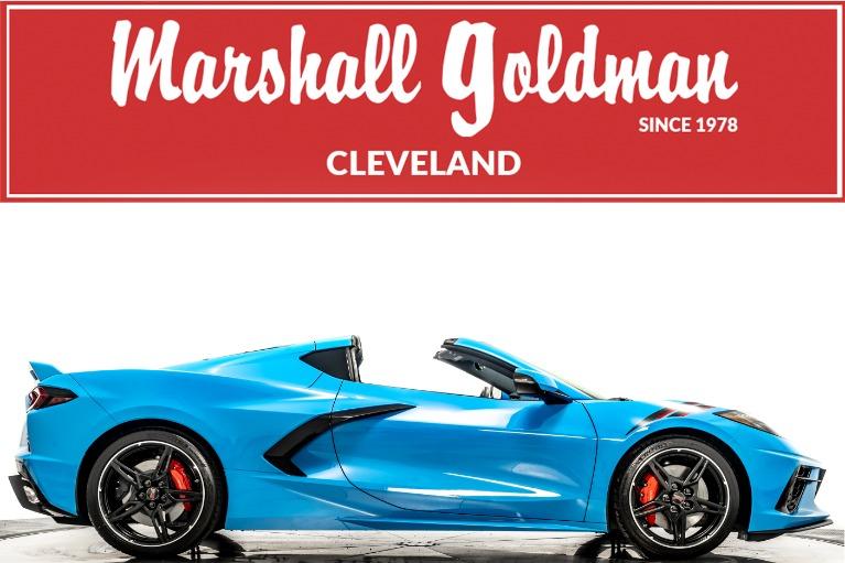 Used 2021 Chevrolet Corvette Stingray Z51 3LT for sale $128,900 at Marshall Goldman Beverly Hills in Beverly Hills CA