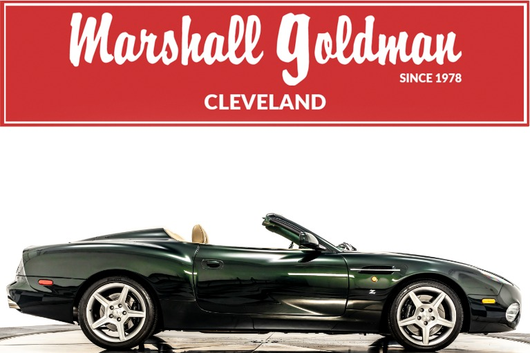 Used 2003 Aston Martin DB AR1 for sale $248,900 at Marshall Goldman Beverly Hills in Beverly Hills CA