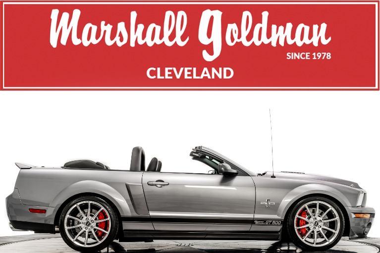 Used 2007 Ford Shelby GT500 Super Snake for sale $77,900 at Marshall Goldman Beverly Hills in Beverly Hills CA