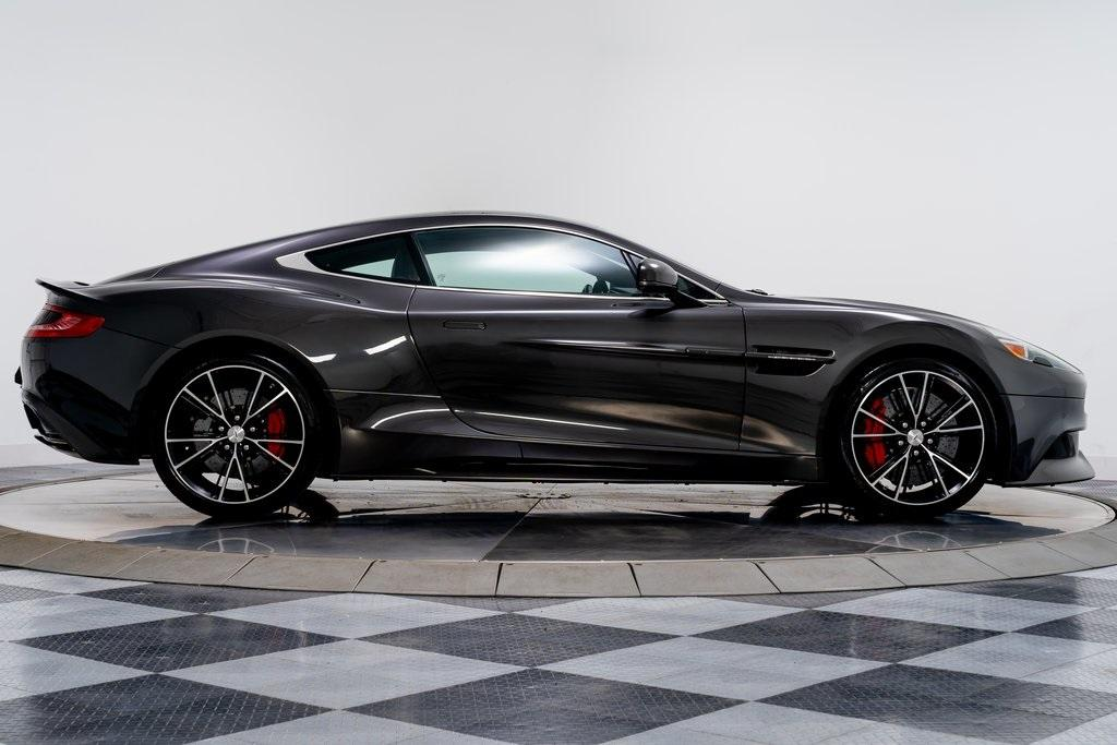 Used 2014 Aston Martin Vanquish For Sale Sold Marshall Goldman Beverly Hills Stock W20479