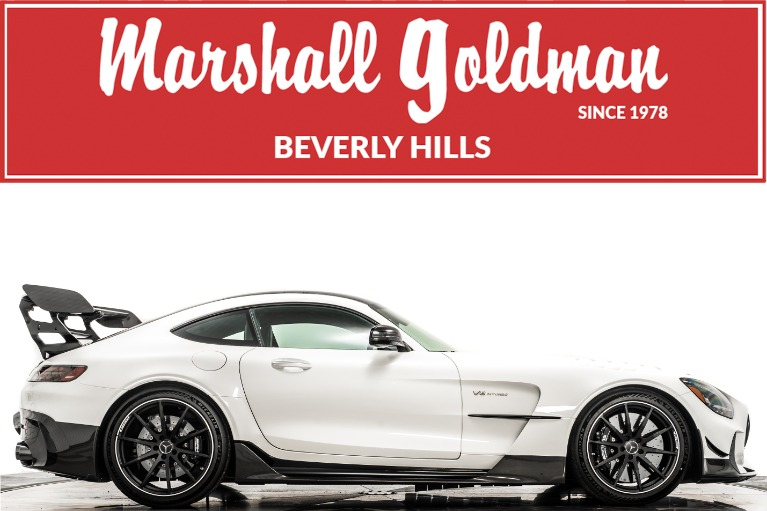 Used 2021 Mercedes-Benz AMG GT Black Series for sale Call for price at Marshall Goldman Beverly Hills in Beverly Hills CA