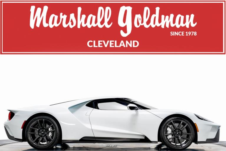 Used 2018 Ford GT for sale $997,900 at Marshall Goldman Beverly Hills in Beverly Hills CA