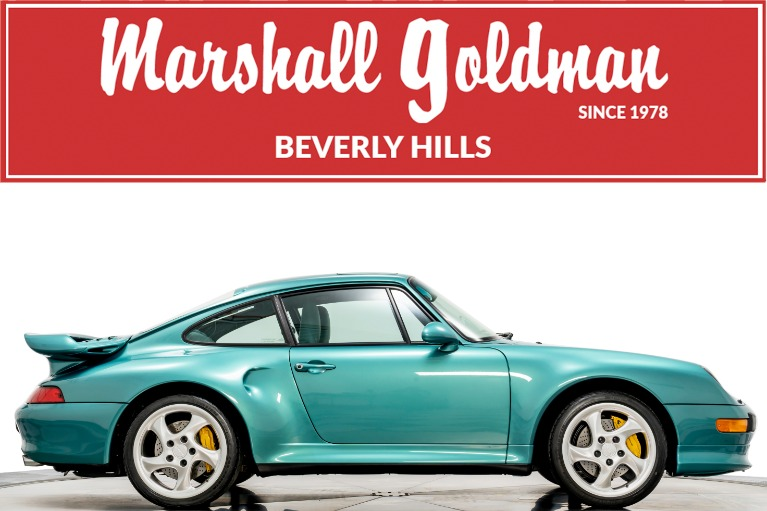 Used 1997 Porsche 911 Turbo S for sale $788,900 at Marshall Goldman Beverly Hills in Beverly Hills CA
