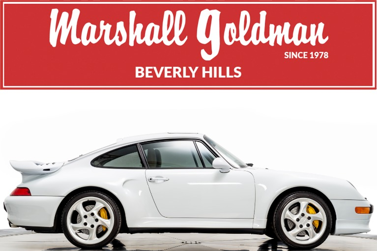 Used 1997 Porsche 911 Turbo S for sale $488,900 at Marshall Goldman Beverly Hills in Beverly Hills CA