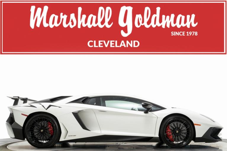 Used 2016 Lamborghini Aventador SV for sale $417,900 at Marshall Goldman Beverly Hills in Beverly Hills CA
