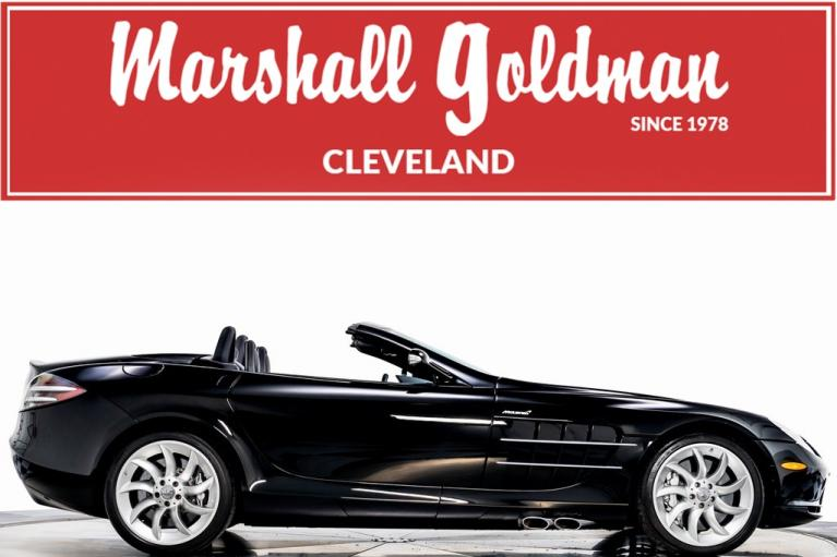 Used 2008 Mercedes-Benz SLR McLaren Roadster for sale $299,900 at Marshall Goldman Beverly Hills in Beverly Hills CA