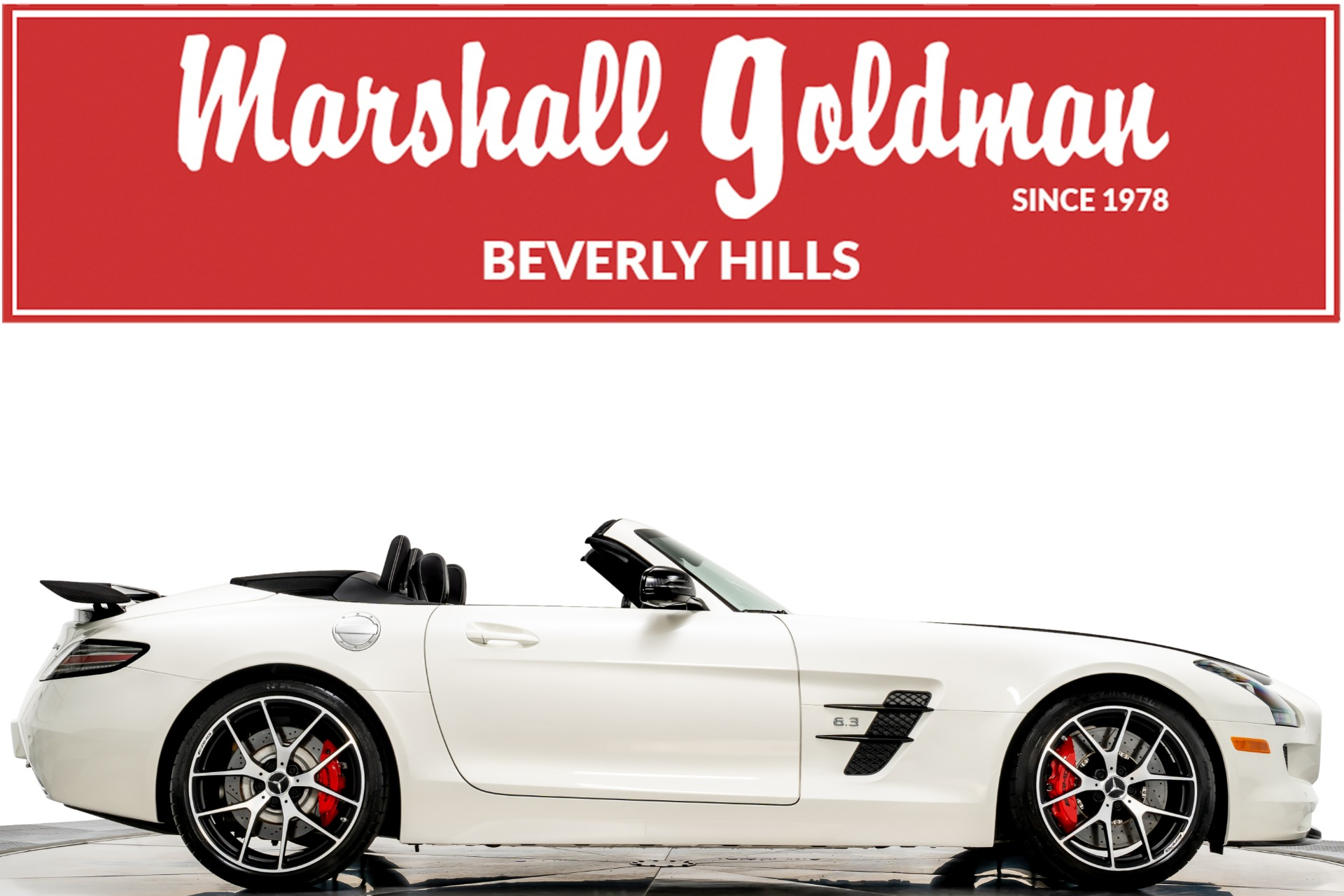 Used 2015 Mercedes Benz Sls Amg Gt Final Edition Roadster For Sale Sold Marshall Goldman Beverly Hills Stock B20734