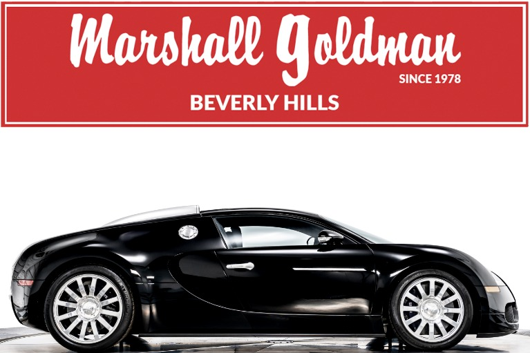 Used 2008 Bugatti Veyron 16.4 for sale $1,259,900 at Marshall Goldman Beverly Hills in Beverly Hills CA