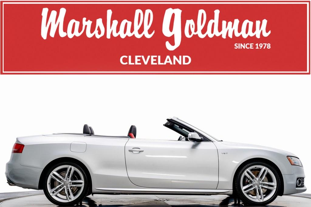 Used 2010 Audi S5 Cabriolet For Sale Sold Marshall Goldman Beverly Hills Stock Stk012382