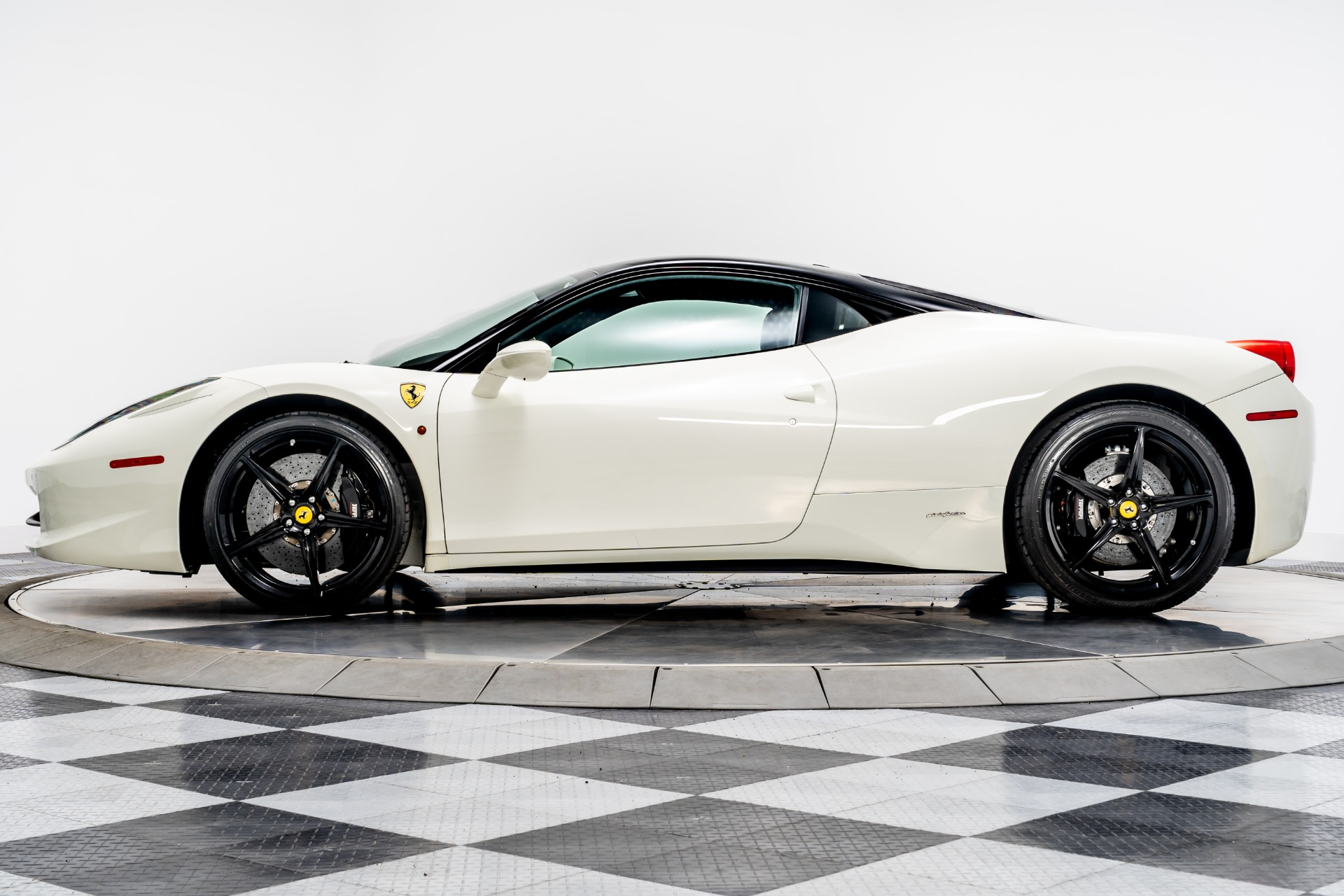 Used 2011 Ferrari 458 Italia For Sale Sold Marshall Goldman Beverly Hills Stock W20909