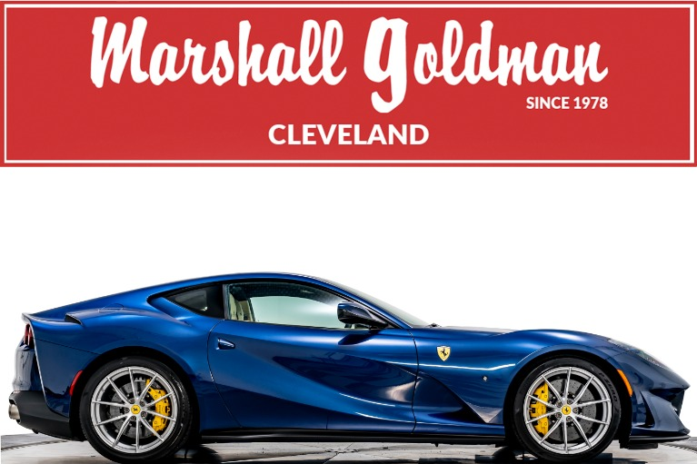 Used 2019 Ferrari 812 Superfast for sale $368,900 at Marshall Goldman Beverly Hills in Beverly Hills CA