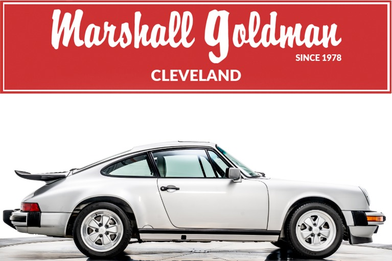 Used 1989 Porsche 911 Carrera Silver Anniversary for sale $139,900 at Marshall Goldman Beverly Hills in Beverly Hills CA