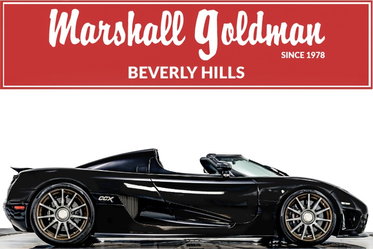 Used 2008 Koenigsegg CCX for sale $1,259,900 at Marshall Goldman Beverly Hills in Beverly Hills CA
