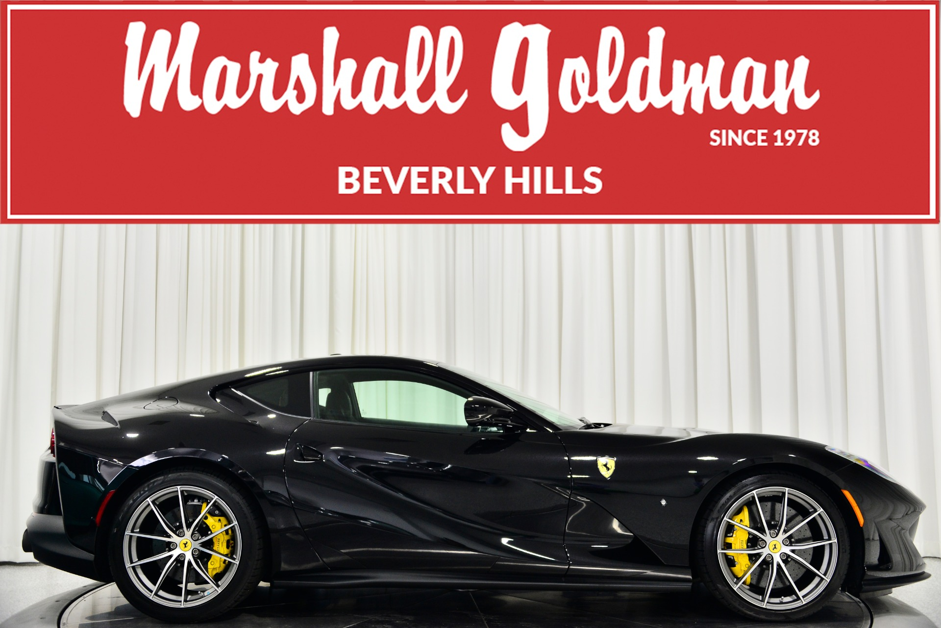 Used 2020 Ferrari 812 Superfast For Sale Sold Marshall Goldman Beverly Hills Stock B21167