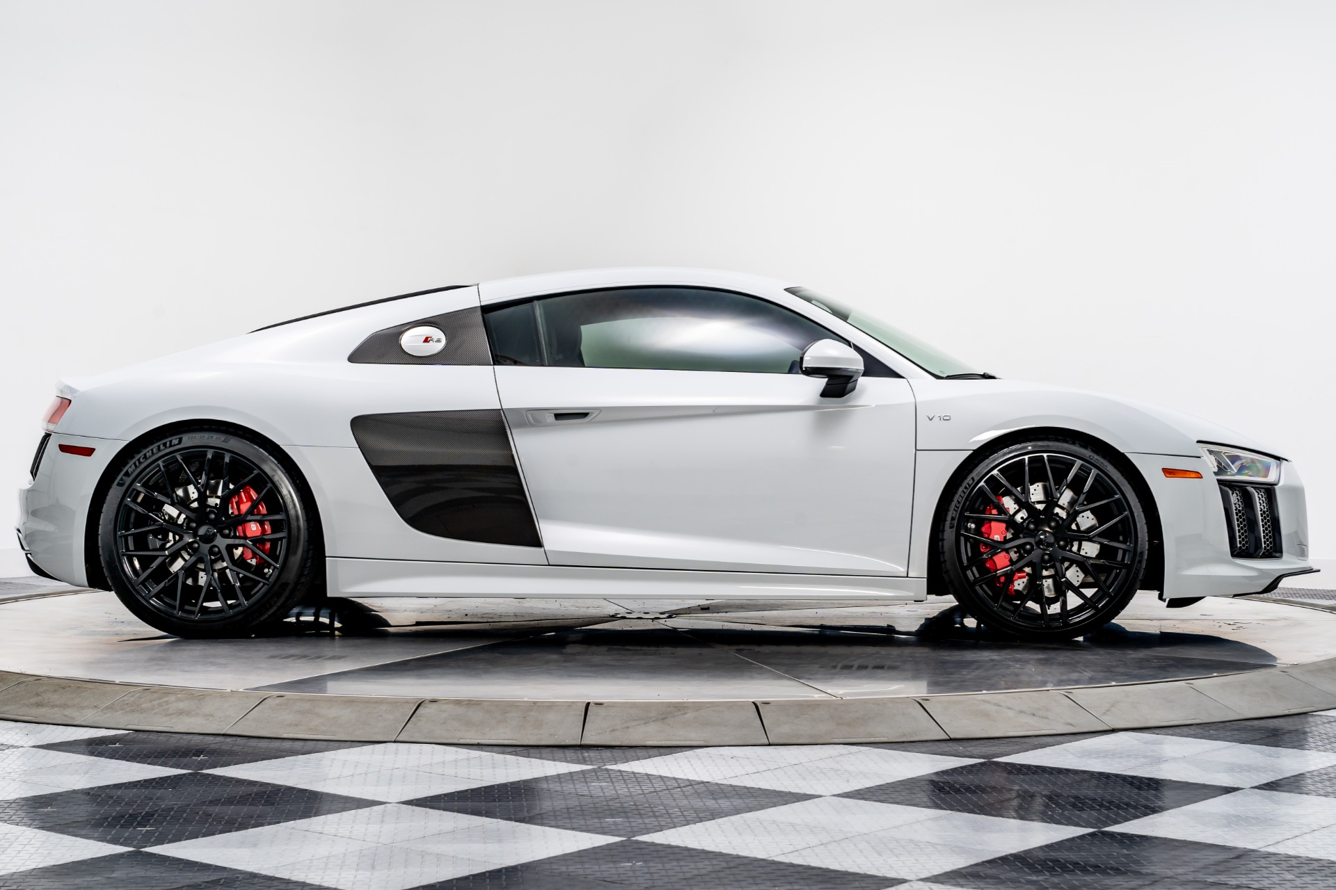 Used 2017 Audi R8 V10 For Sale Sold Marshall Goldman Beverly Hills Stock B21205