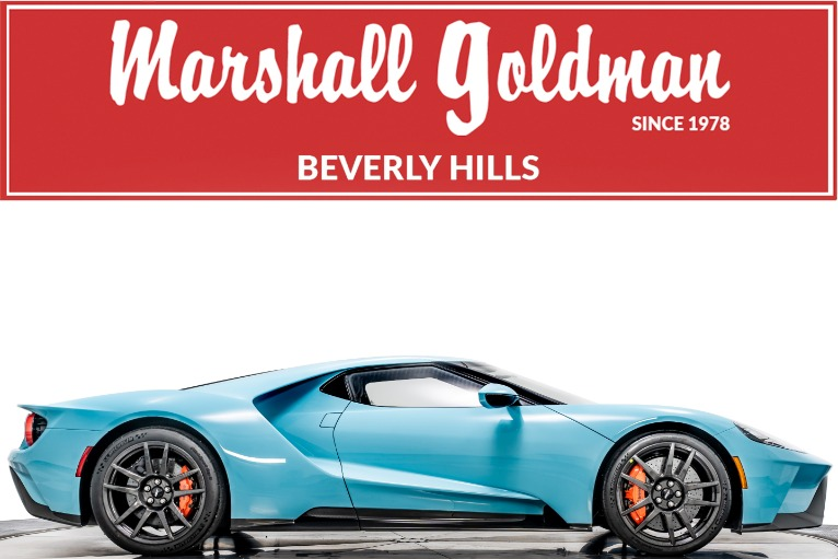 Used 2019 Ford GT Carbon Series for sale $1,148,900 at Marshall Goldman Beverly Hills in Beverly Hills CA