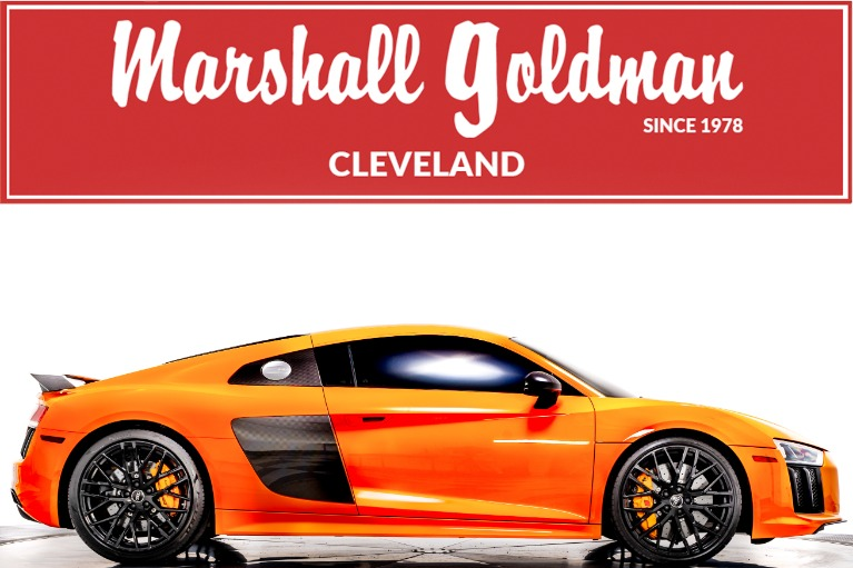 Used 2018 Audi R8 V10 Plus for sale $174,900 at Marshall Goldman Beverly Hills in Beverly Hills CA