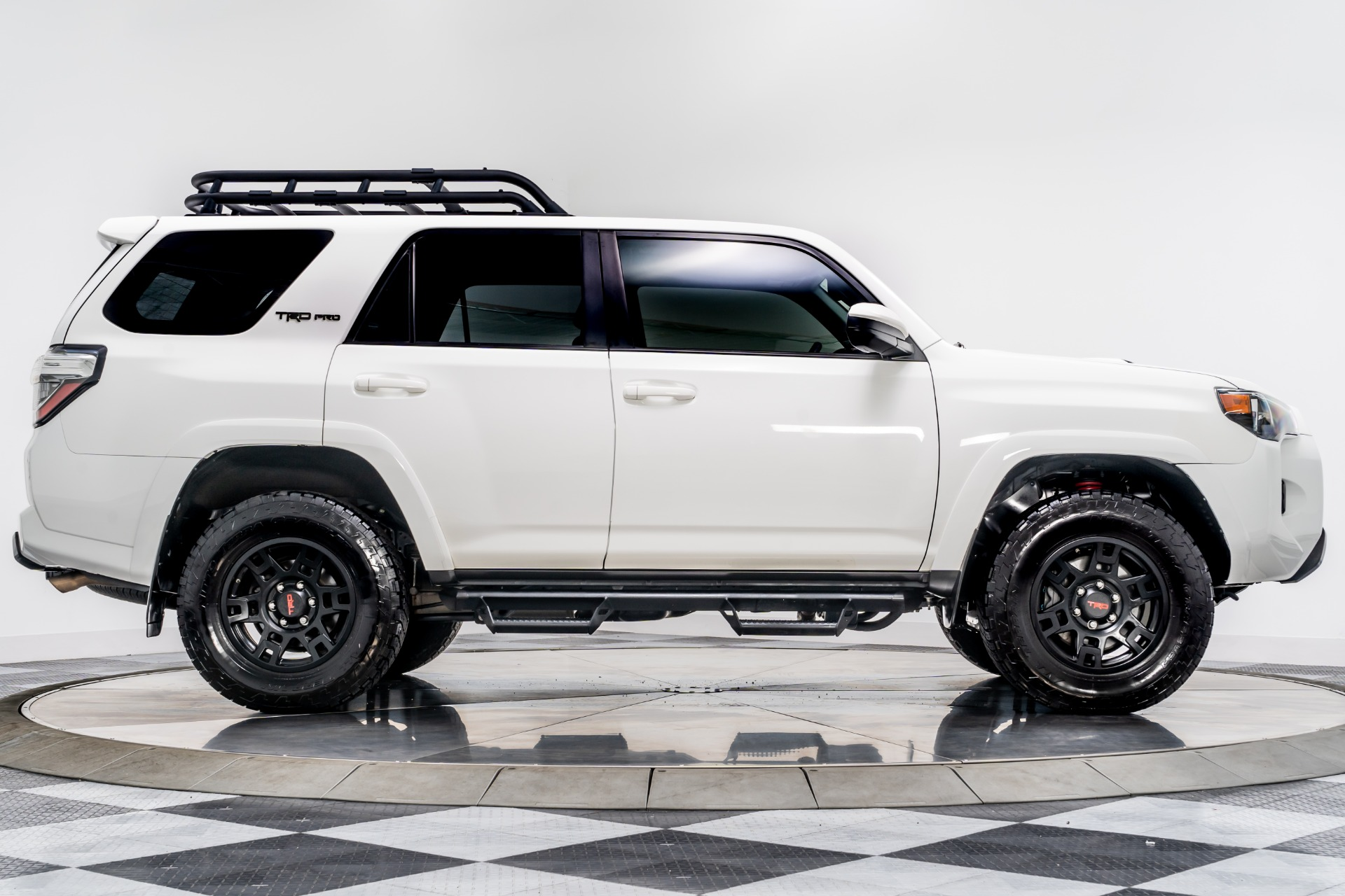Used 2019 Toyota 4runner Trd Pro For Sale Sold Marshall Goldman Beverly Hills Stock W21374