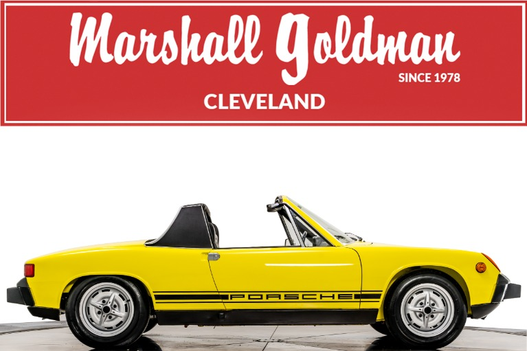 Used 1974 Porsche 914 for sale Call for price at Marshall Goldman Beverly Hills in Beverly Hills CA