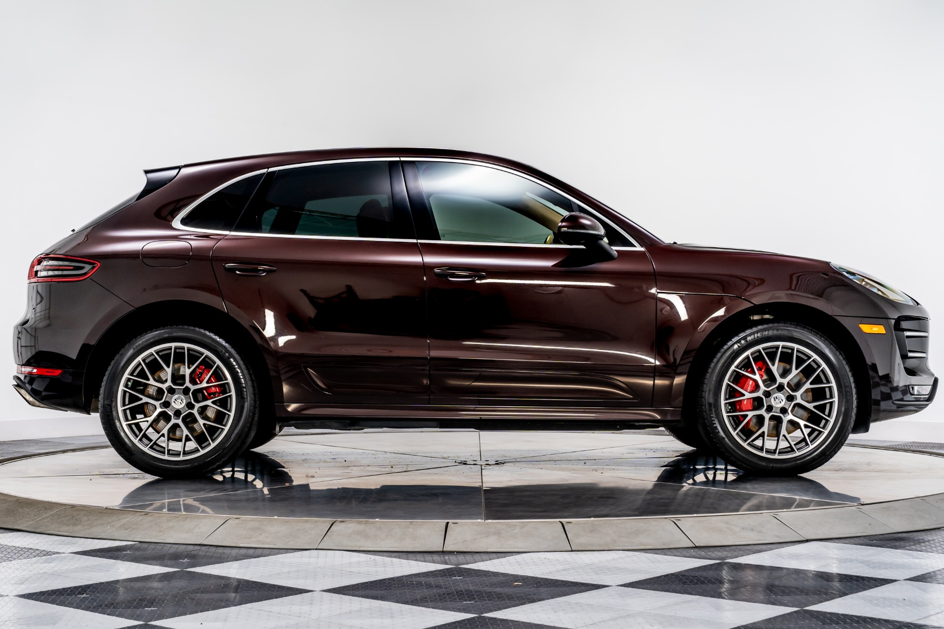 Used 2017 Porsche Macan Turbo For Sale 54 900 Marshall Goldman Beverly Hills Stock W21506